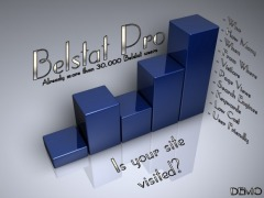 BelStat Statistics - Your Site Counts